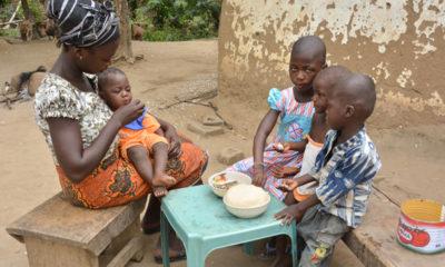 Togo est à l'abri de l'insécurité alimentaire