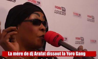 La mère de Dj arafat ses vérités