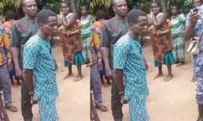 Togo : un jeune homme décapite son père pour avoir accès aux terrains