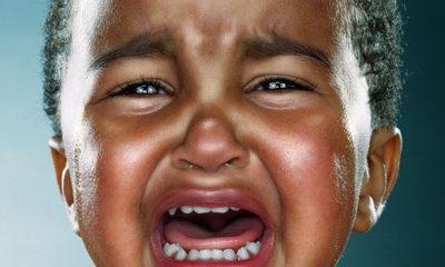Bébé pleurs