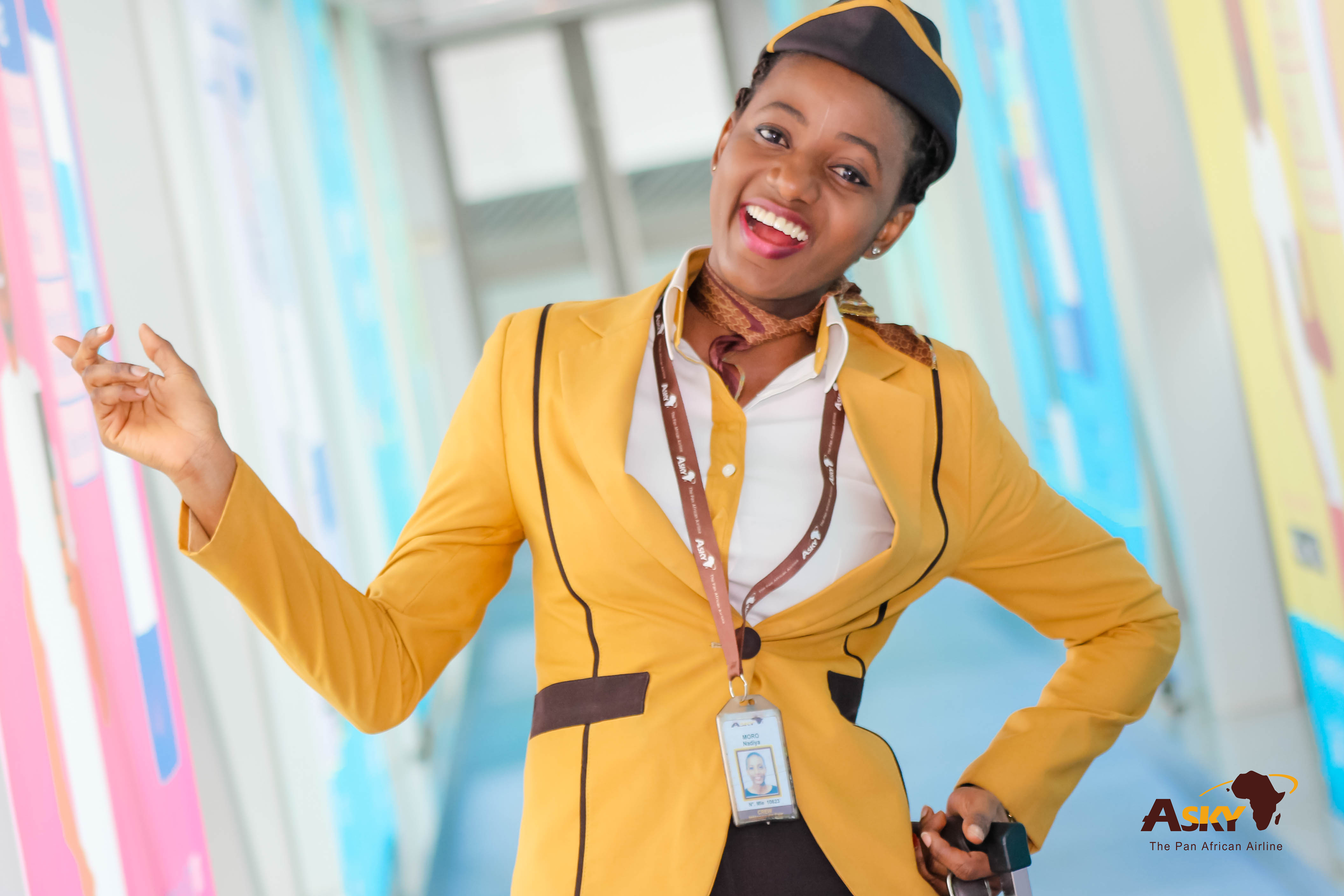 ASKY Airlines recrute