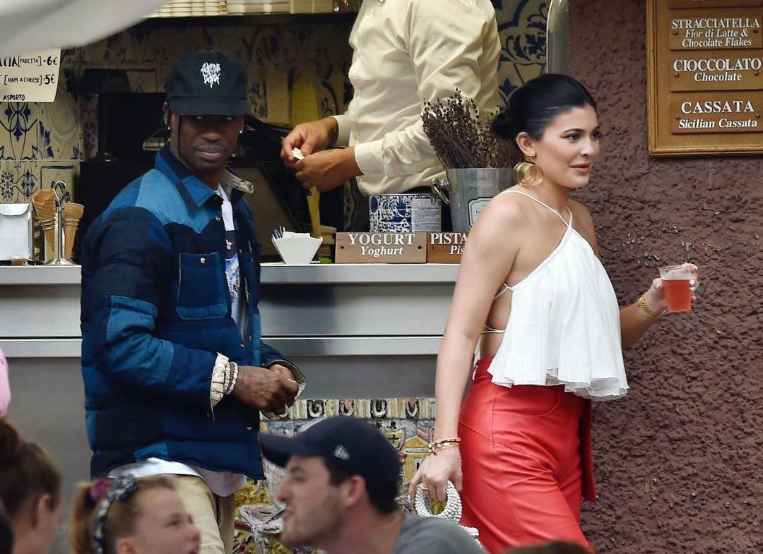 Kylie Jenner et Travis Scott séparés