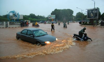 Pluie Accra