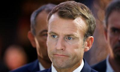 Macron sodomisé