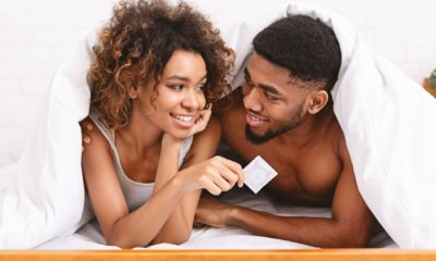 rapport sexuel avec préservatif