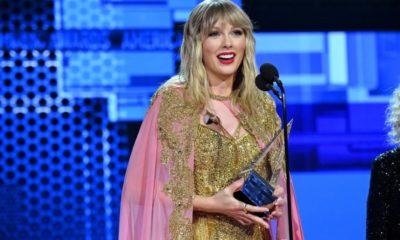 American Music Awards 2019: Taylor Swift surpasse Michael Jackson en remportant son 29e trophée en tant qu'artiste de l'année