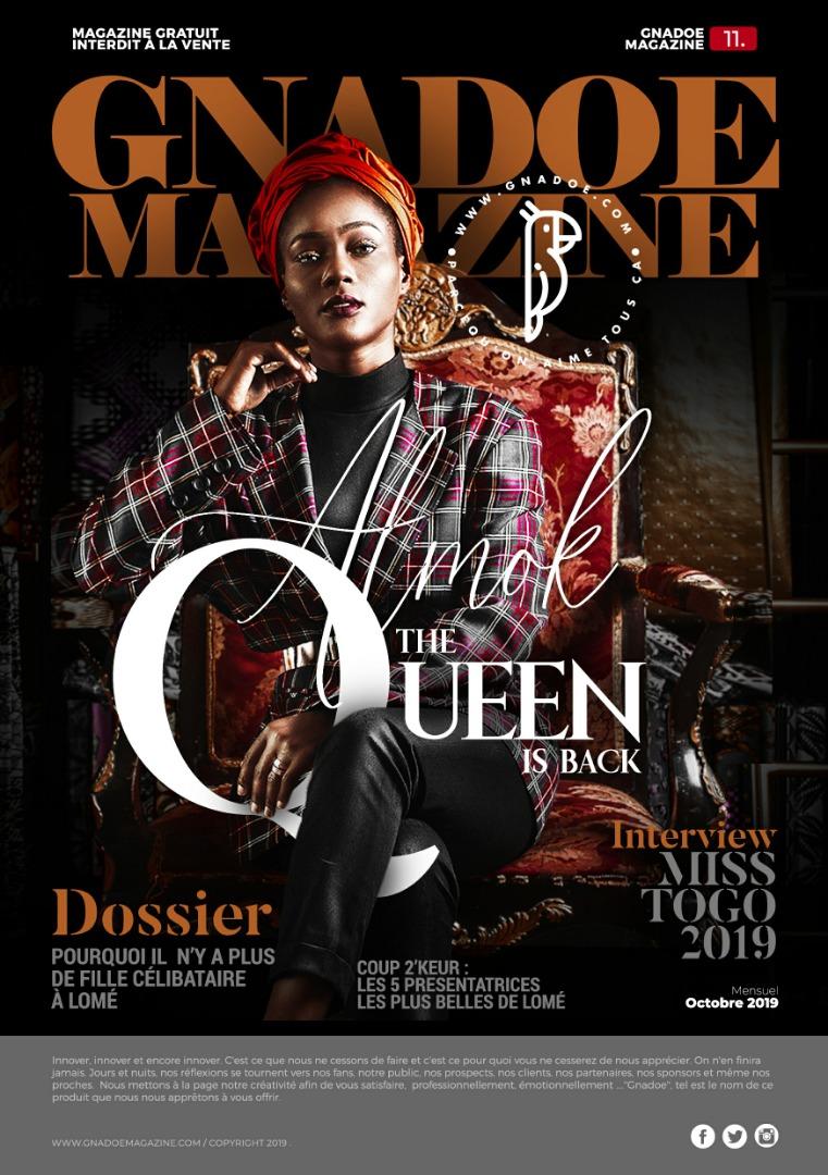 Gnadoe Magazine N11 Octobre 2019