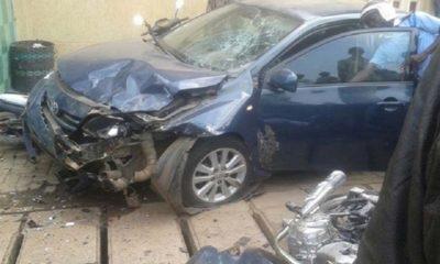 Togo: plus de 1700 accidents pour2420 blessés et 181 morts ce 2e semestre