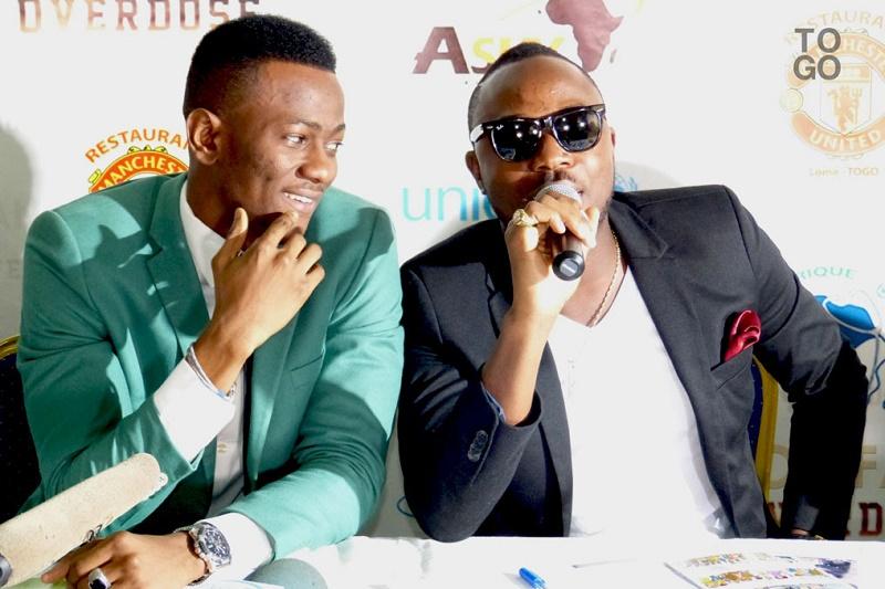 Togo : le duo Toofan invite ses fans pour boucler l'année 2019.