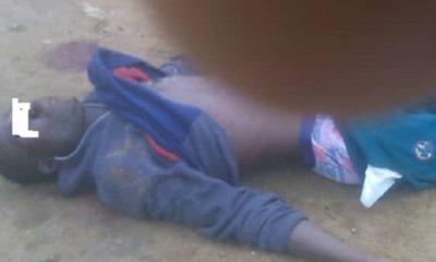 Togo : un braqueur tué par la police ce matin à Adidogome