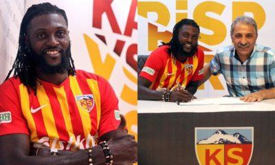Adébayor quitte son club