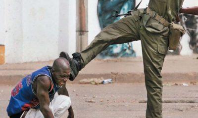 Togo : pourquoi les Togolais détestent la police ?