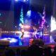 Kiko et K-Roll on stage