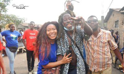 Togo : Esseni, une artiste vraie dans un show-business illusionniste