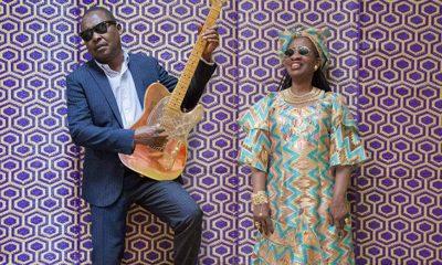 Amadou & Mariam à Lomé