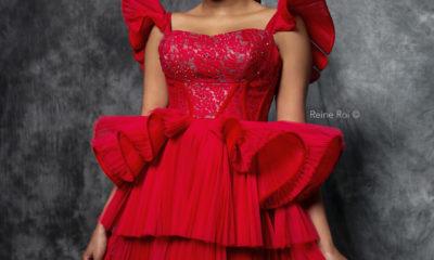 robe de la Saint-Valentin