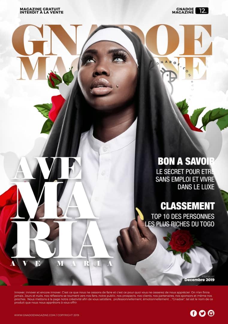 Gnadoe Magazine N12 Décembre 2019