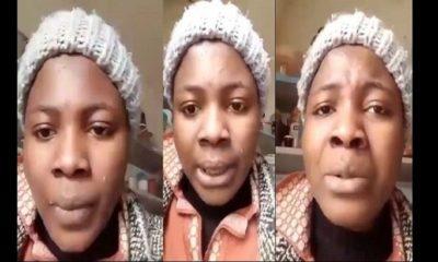 Cette vidéo de détresse d'une Nigériane vendue comme esclave au Liban est devenue virale