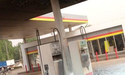 Togo Incendie à Agoè