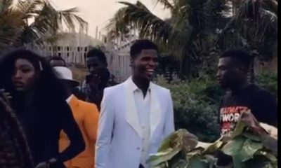Togo: Après Masta Just, Etane, et Kaporal Wisdom, Santrinos Raphaël s'est marié (Vidéo)