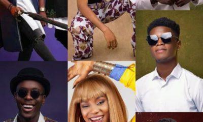 Togo artistes Live