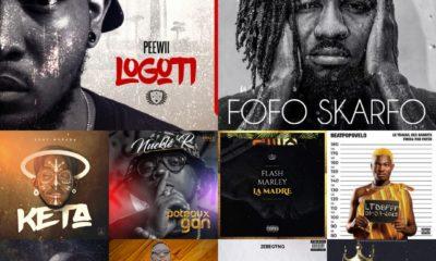 Togo albums hip-hop