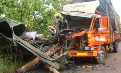 Togo : Grave accident à Kara, une femme et ses deux enfants tués