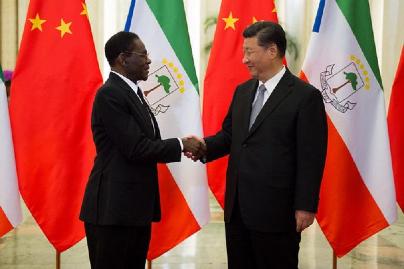 Coronavirus: La Guinée équatoriale offre près de 2 millions d'euros à la Chine