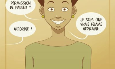 #UneVraieFemmeAfricaine