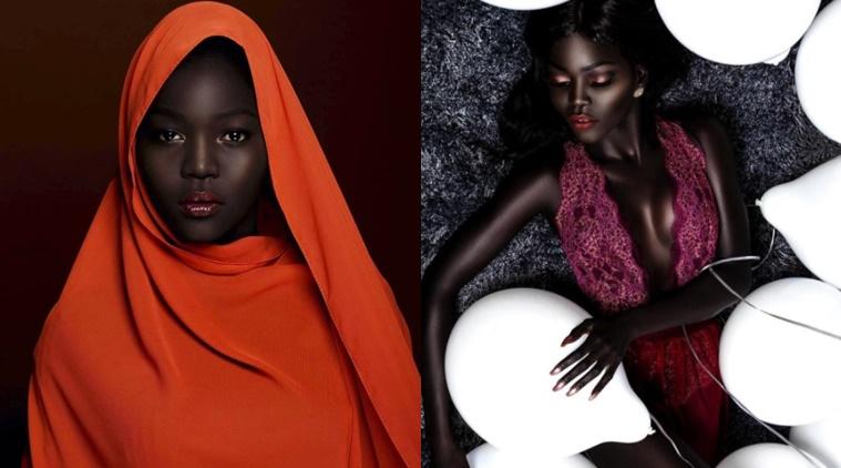 peau noire