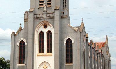 Belle église du Bénin