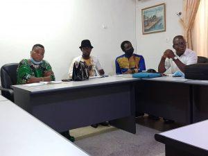 Ministre de la culture, Artistes togolais