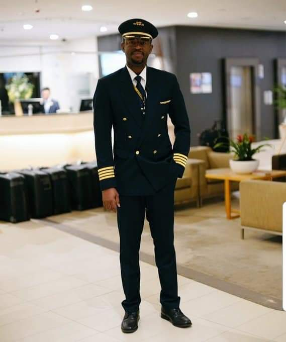 jeunes pilotes africains