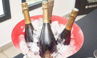 Importation de champagne, Togo