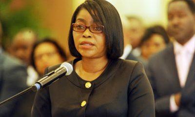 Découvrez Ossouka Raponda la première femme Première Ministre du Gabon