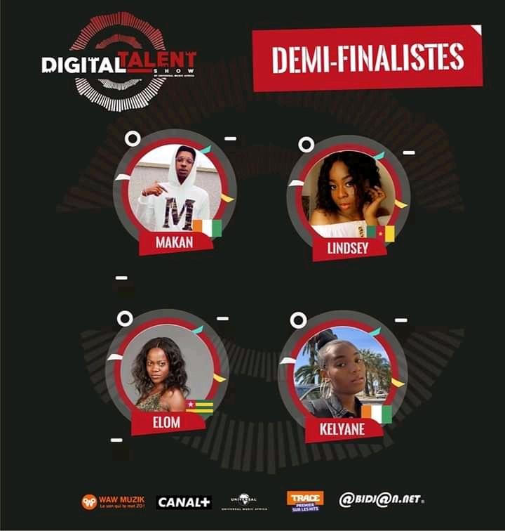 Digital Talent Show