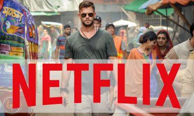 """Netflix a levé pour la première fois, le voile sur le top 10 des films originaux les plus suivis par ses abonnés. Actuellement, c'est le film d'action """"Tyler Rake"""""""