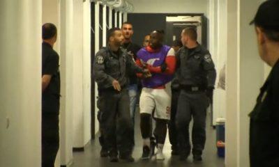joueur a été arrêté par la police