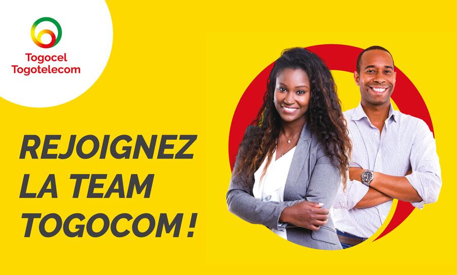 Togocom recrute
