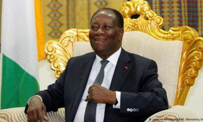 Côte d'Ivoire/officiel : le Président Alassane Ouattara candidat à sa propre succession