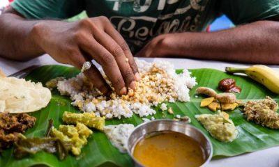 Top 5 des avantages réels de manger avec les mains