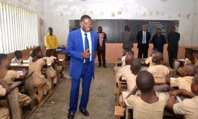 rentrée scolaire Togo