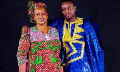 la mère de Sidiki Diabaté