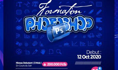 formation photoshop LiveYDream Academy
