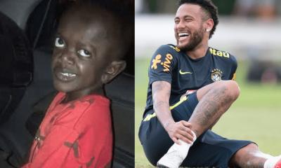 Grand M et Neymar