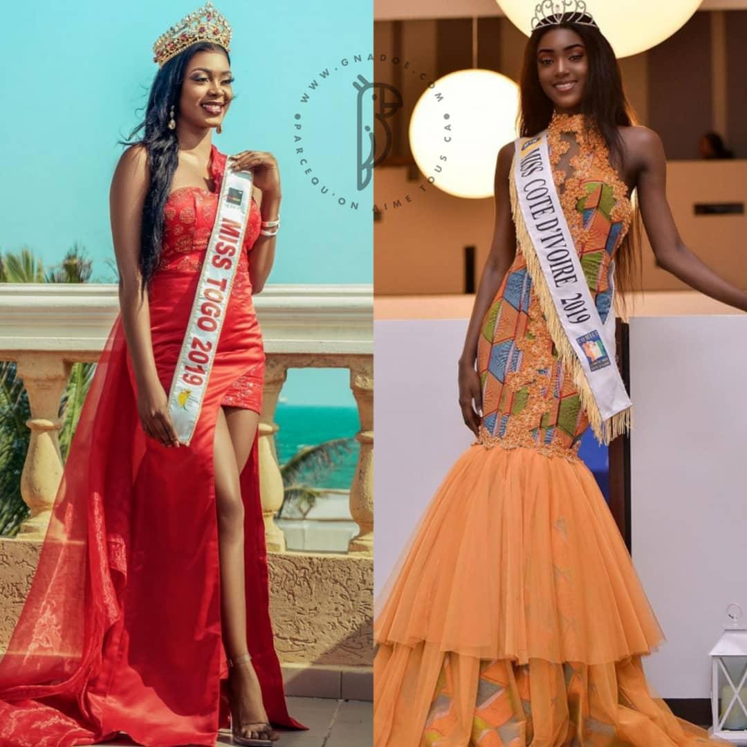 Aïda Yombo et Tara Gueye