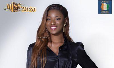Kouadio Marilyne Miss CIV 2020