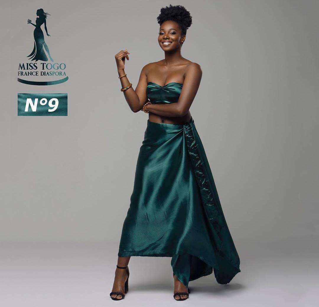 Miss Togo France Diaspora 2021
