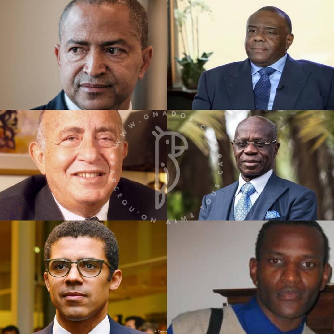 Personnes les plus riches de la RDC