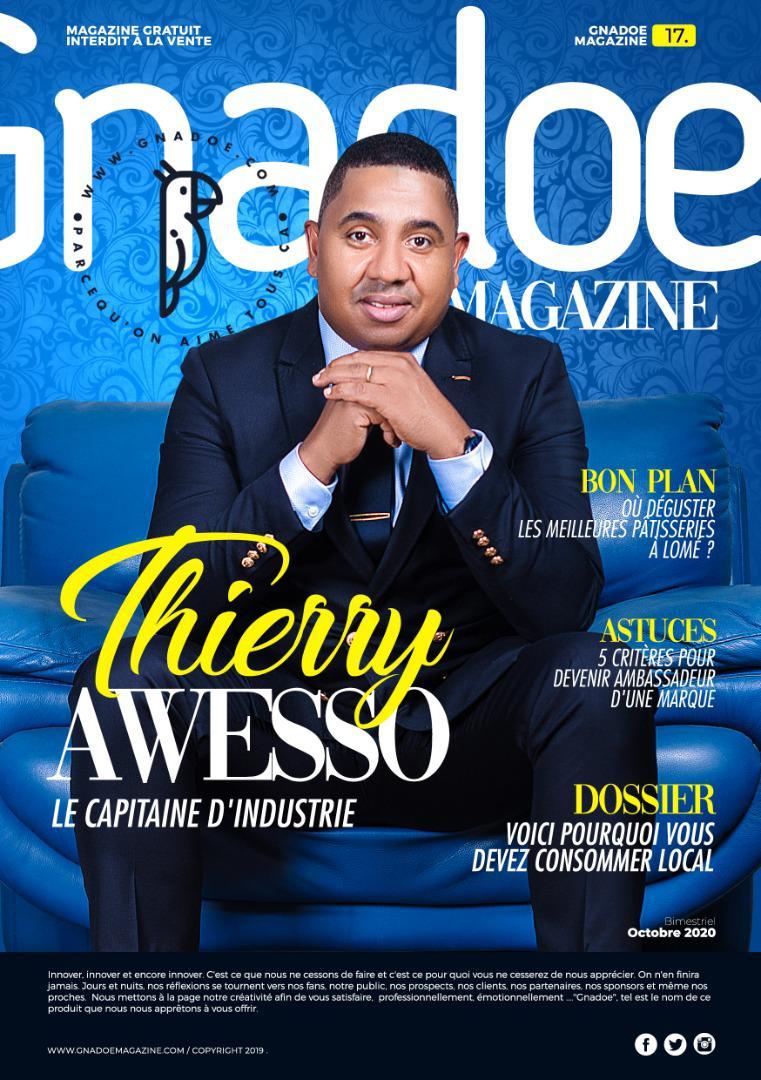 Gnadoe Magazine N17 Octobre 2020